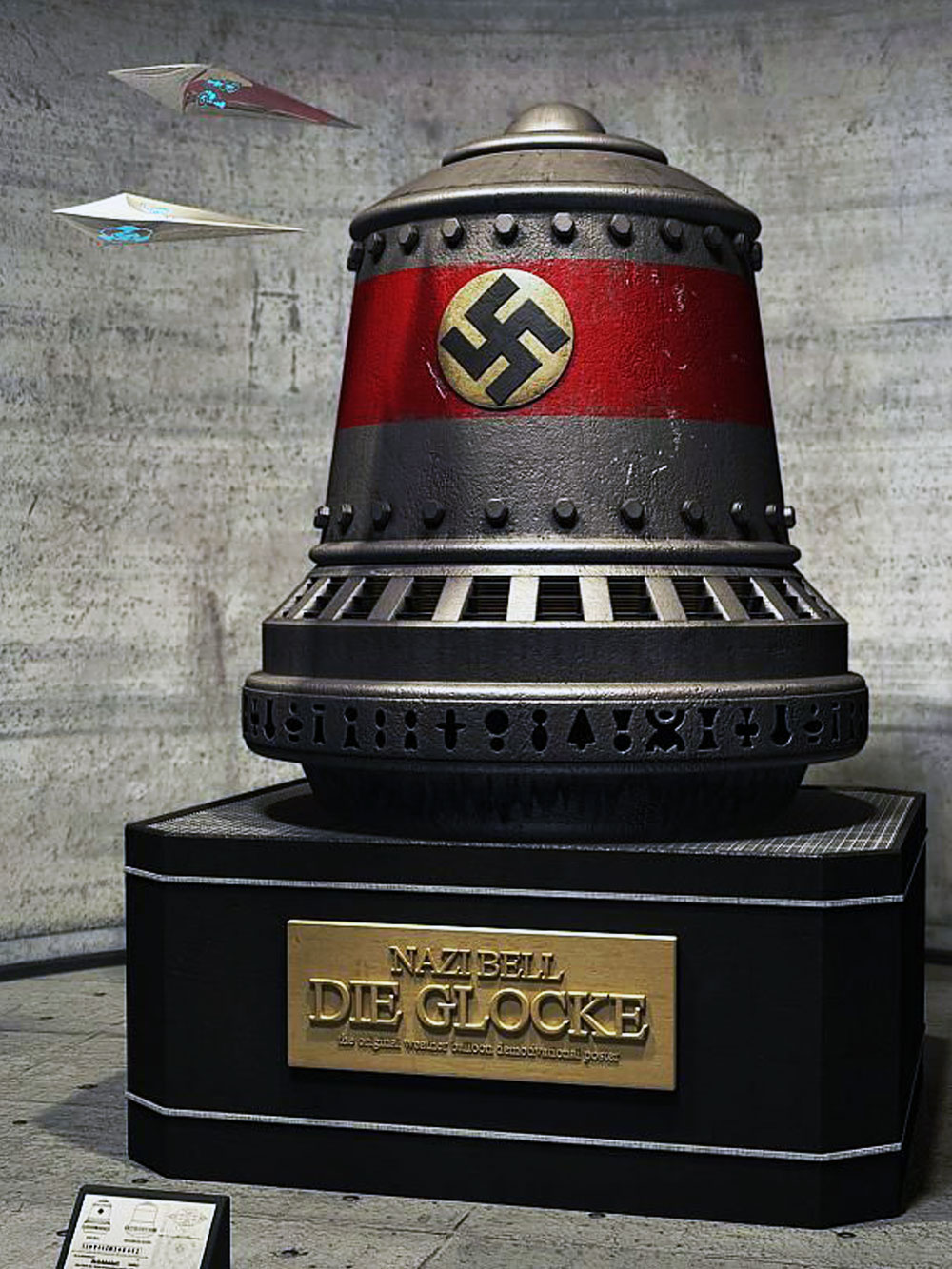 Nazi time machine die glocke