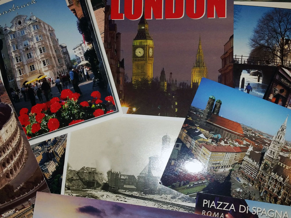 Postcards From Europe 2011
