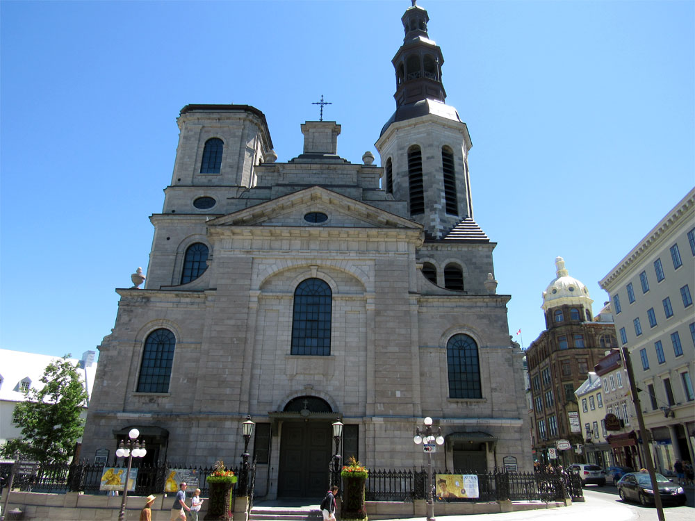 Cathedral-Basilica of Notre-Dame de Québec  (Our Lady of Quebec)