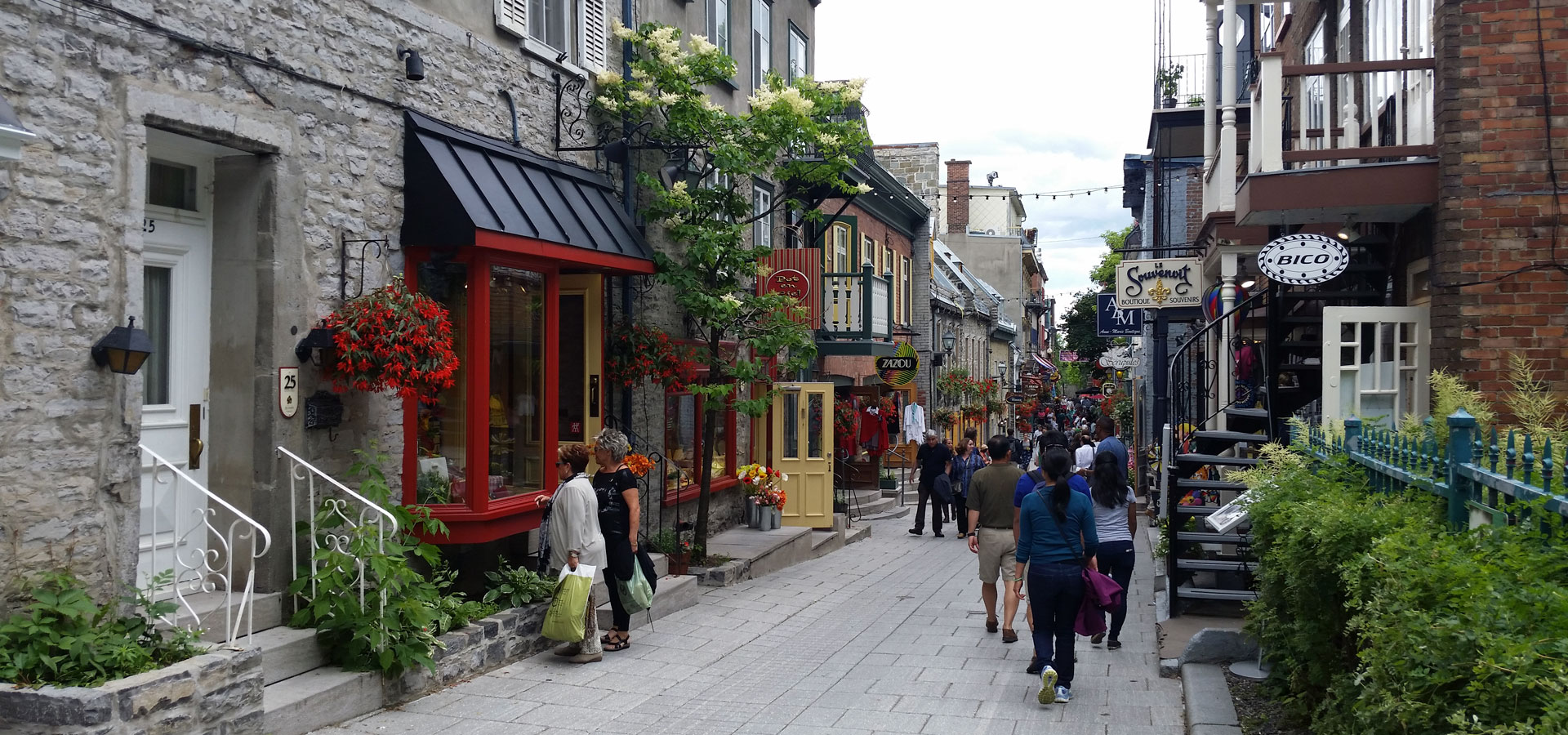 Old Quebec, Basse-Ville