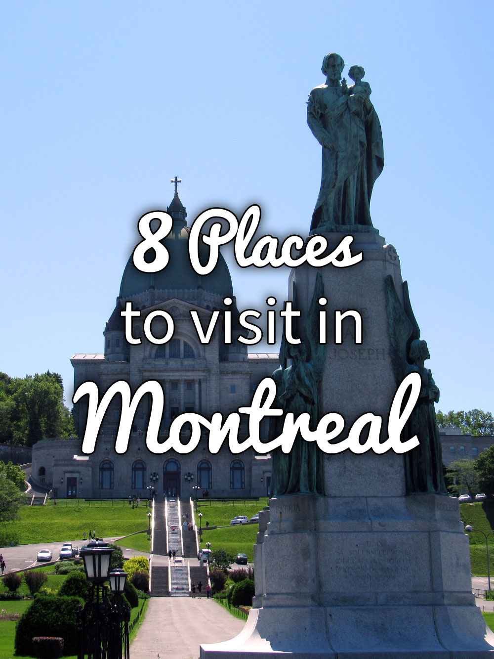 8 places to visit in montreal kenton de jong travel for Best places to see in canada