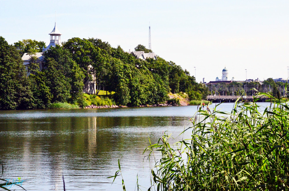 Parks in Helsinki by Patti Haus from I Heart Regina