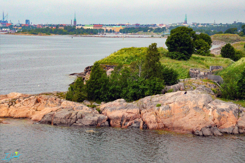 Suomenlinna by Patti Haus from I Heart Regina