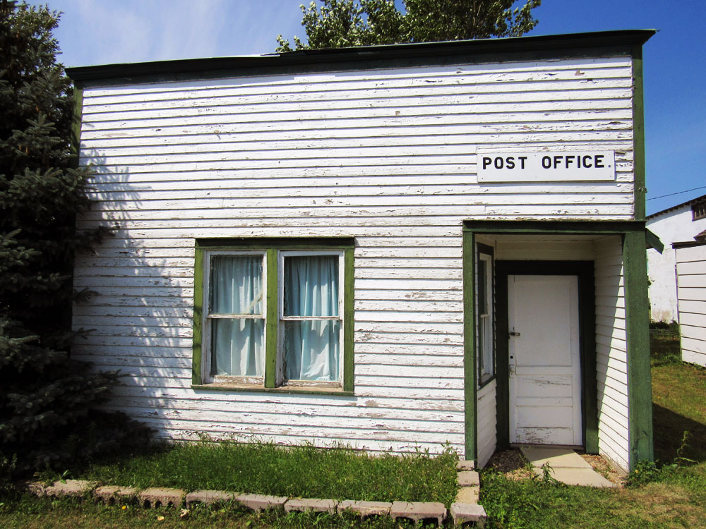 The Deep South Pioneer Museum Post Office