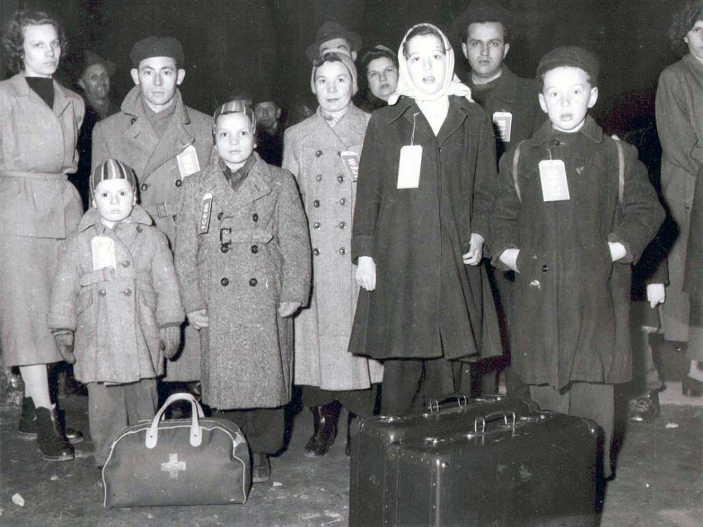 Hungarian Refugees