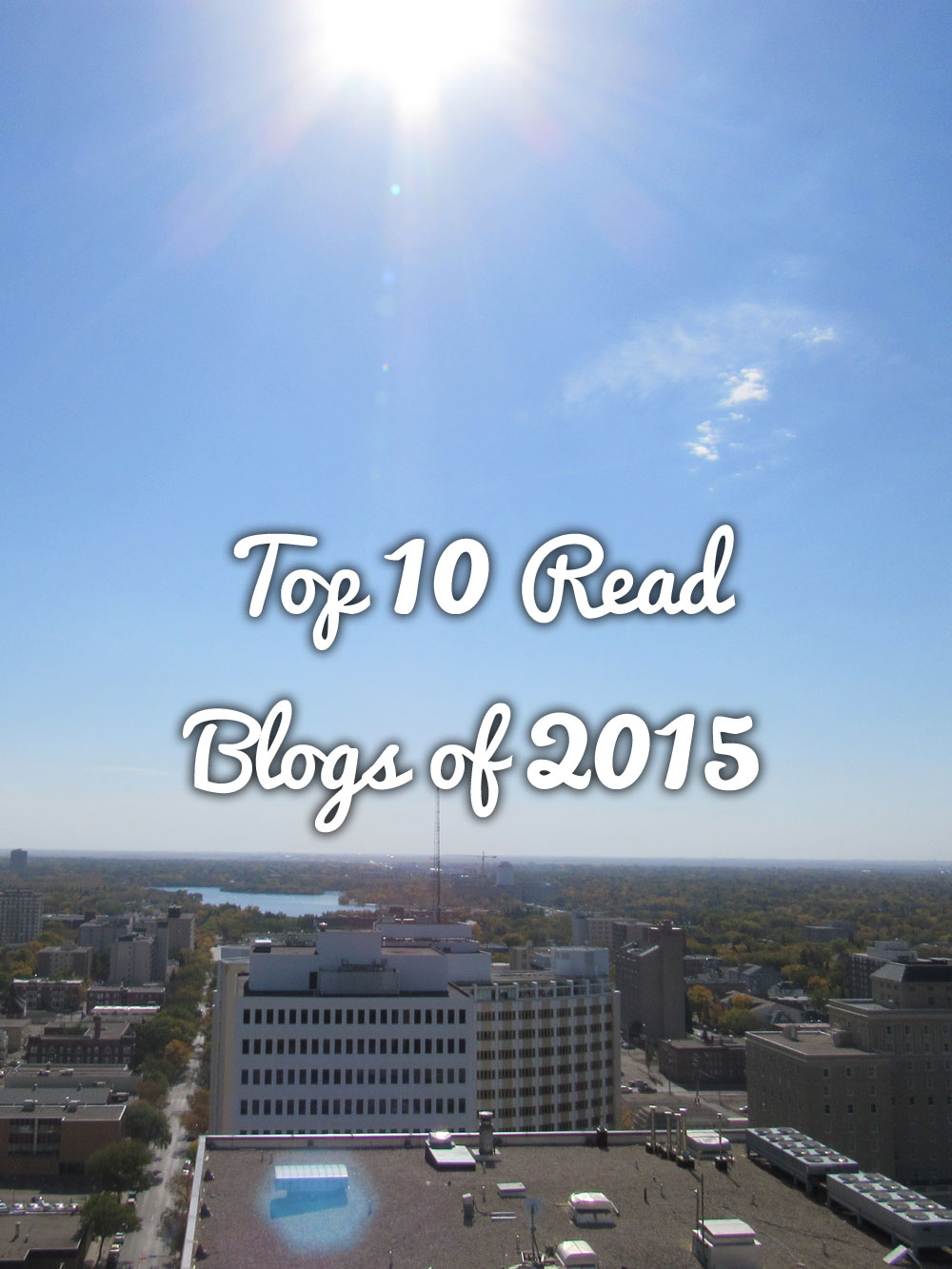 Top 10 Read Blogs of 2015