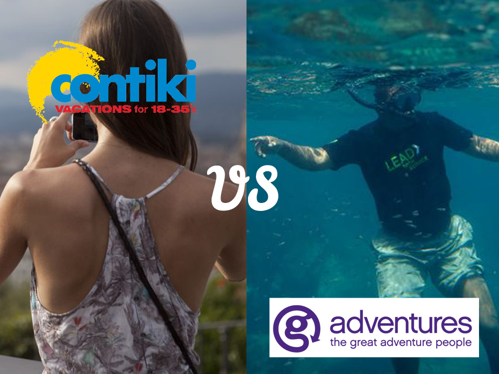 Contiki vs G Adventures