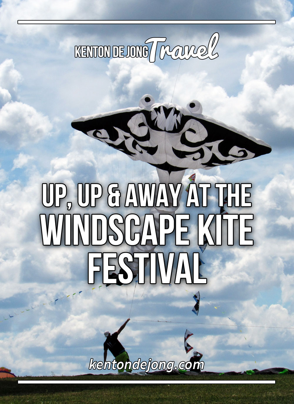 Up, Up & Away at the Windscape Kite Festival