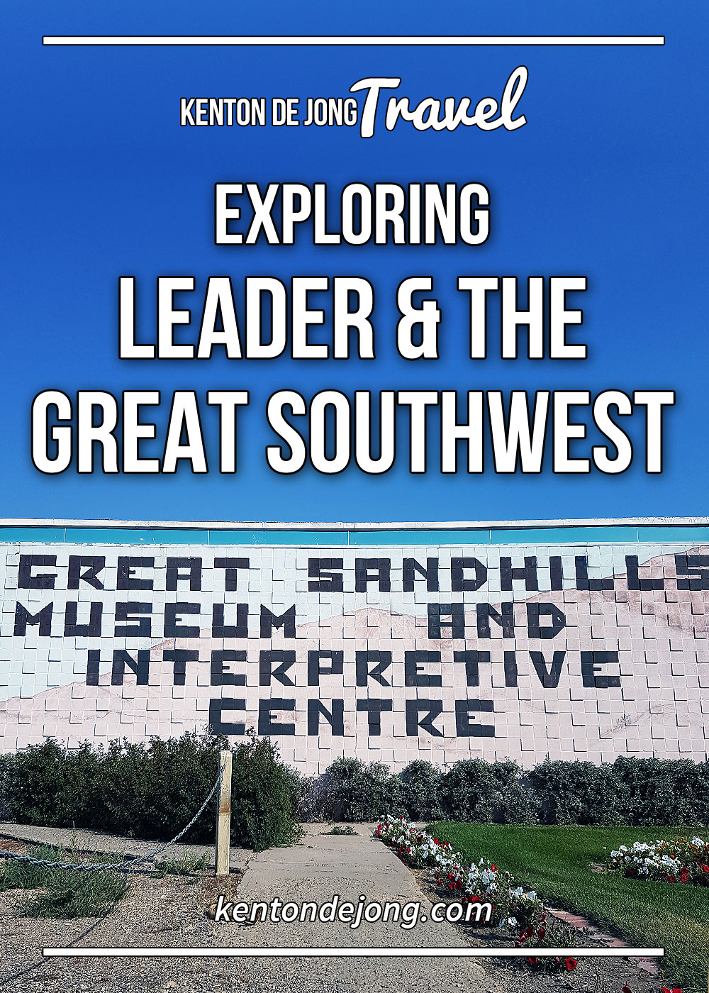 Exploring Leader & The Great Southwest