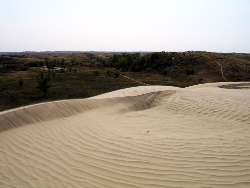 The Great Sand Hills