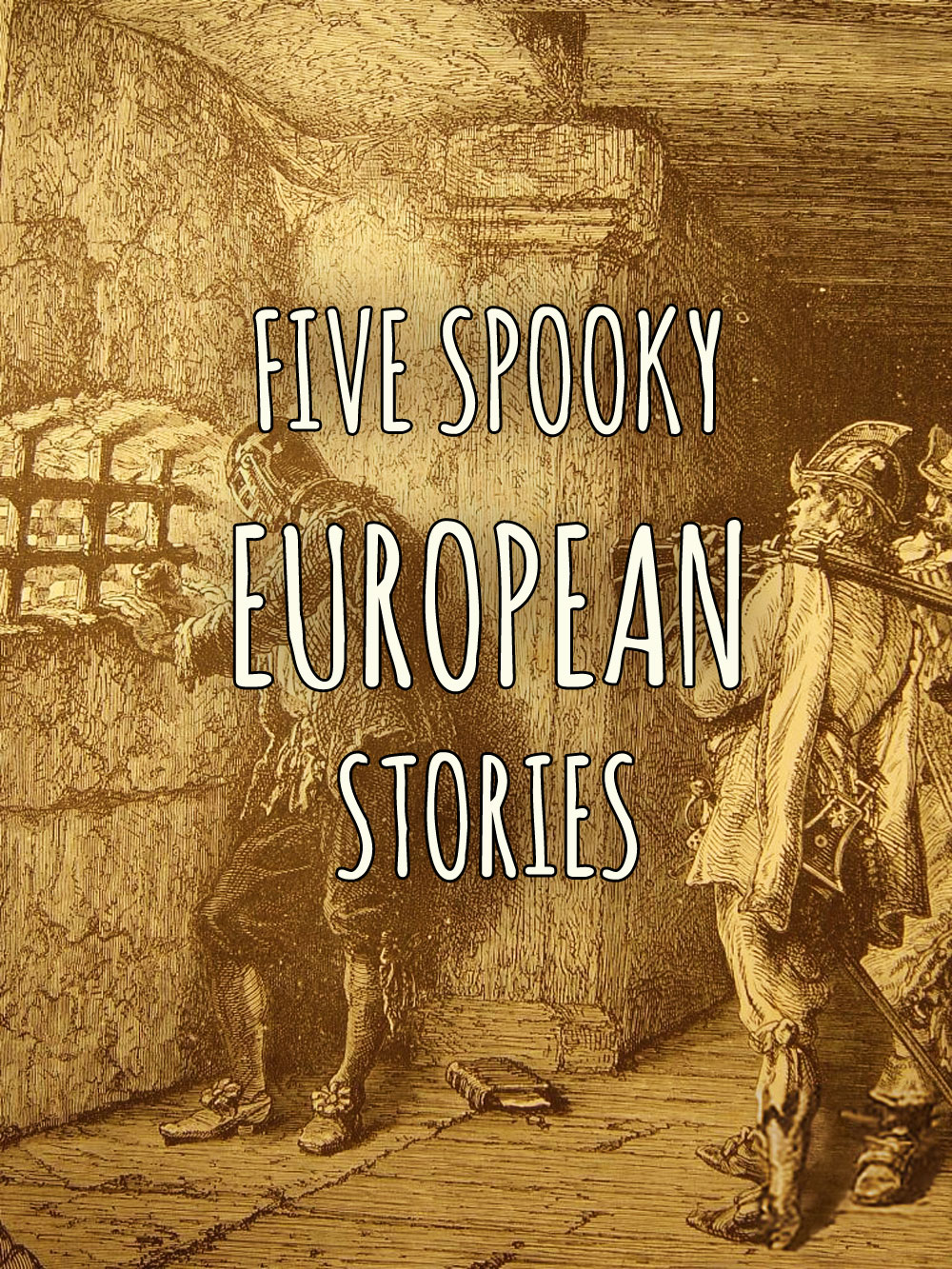 5 Spooky European Stories