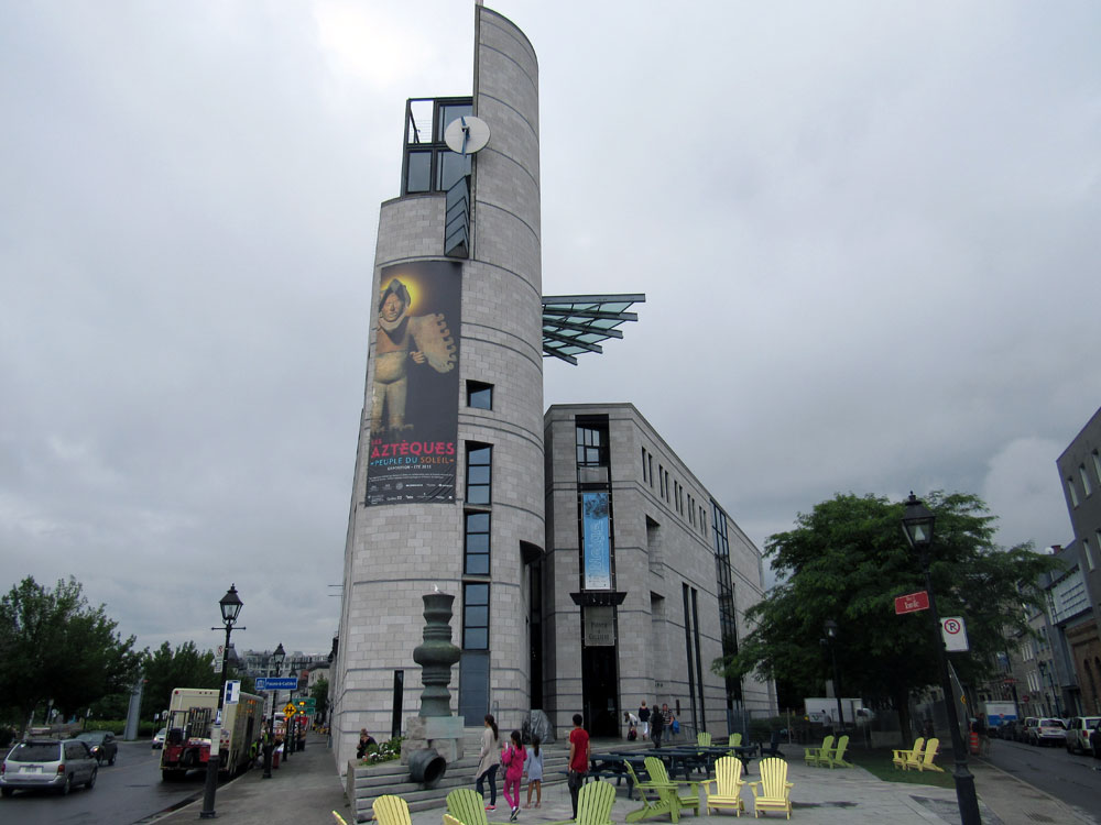 Montreal Museum of Archeologyand History