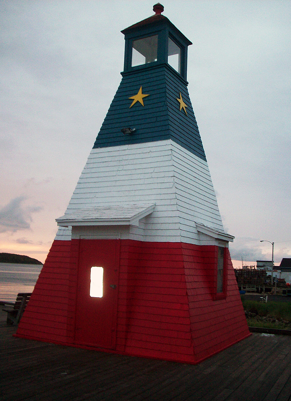 Lighthouse in PEI
