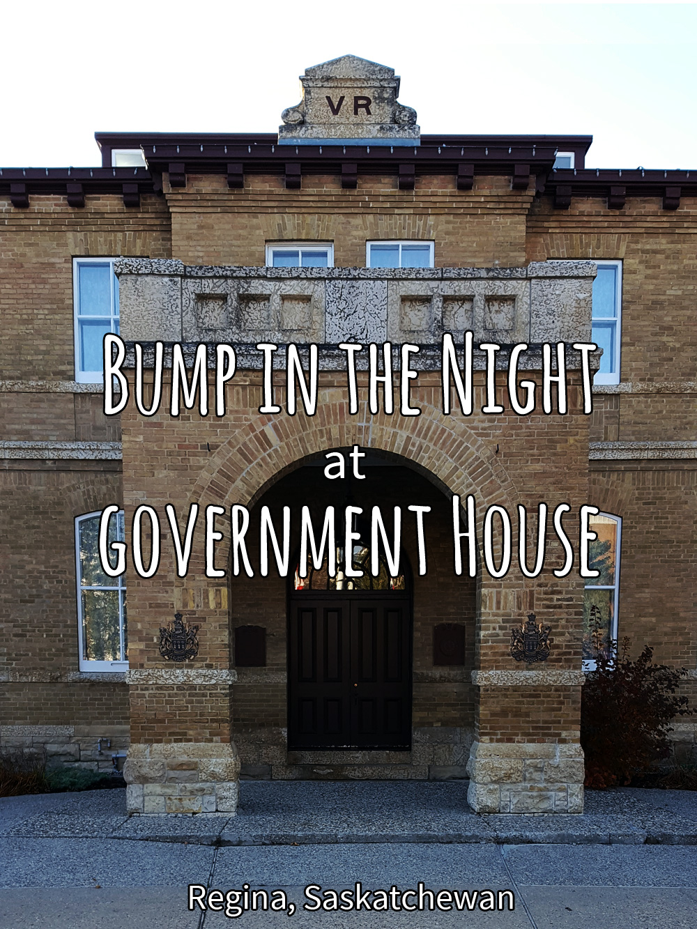 Bump in the Night at Government House