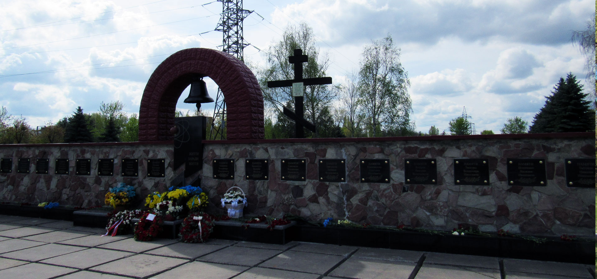 40 firefights and victims memorial