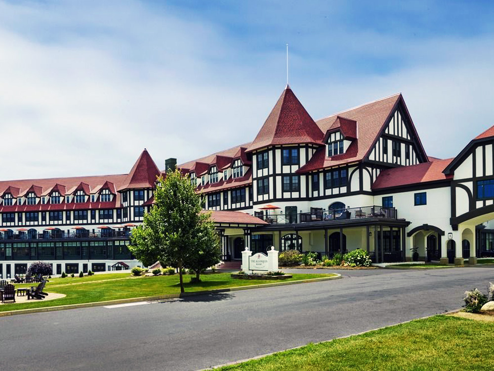Algonquin Resort in St. Andrews NB