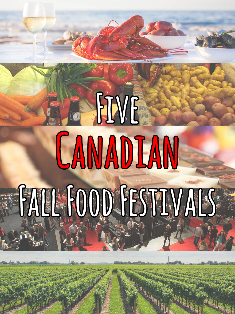 Five Canadian Fall Food Festivals