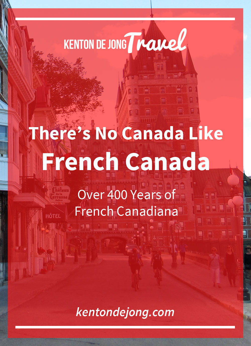 There's No Canada Like French Canada