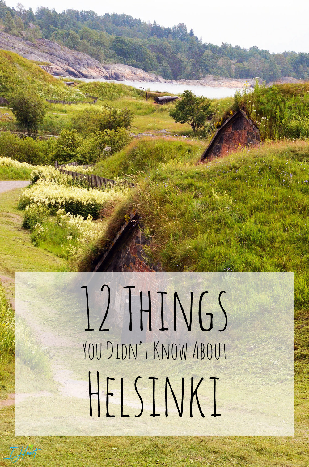 12 Things You Didn't Know About Helsinki  by Patti Haus from I Heart Regina
