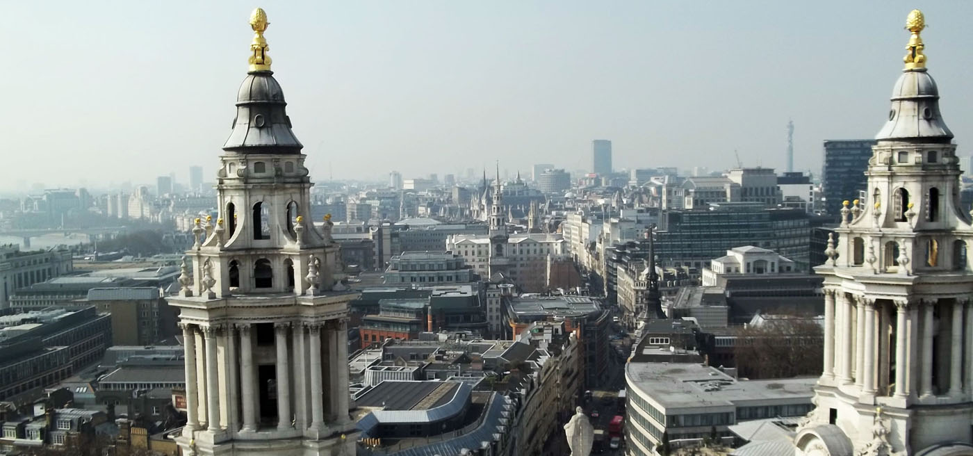 London from St. Pauls