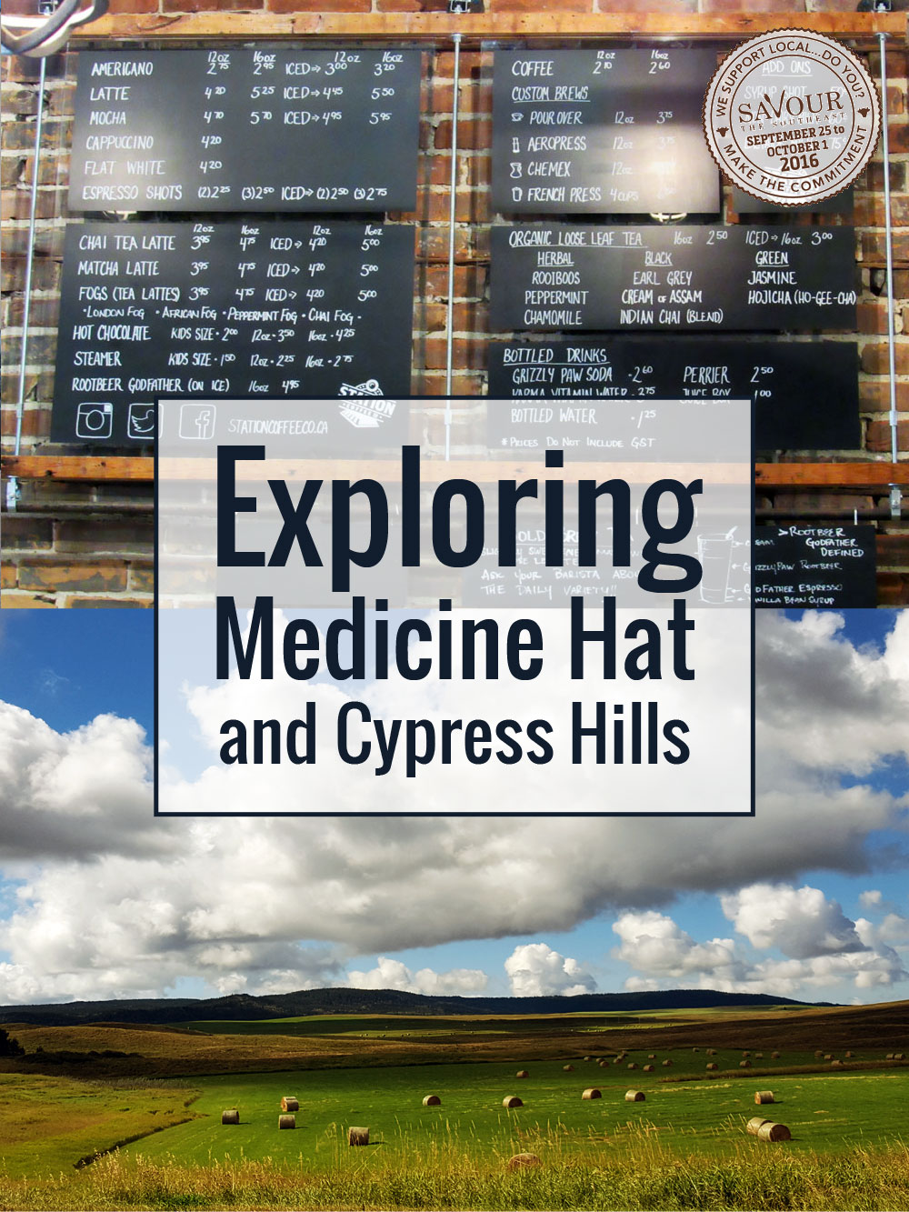 Exploring Medicine Hat and Cypress Hills