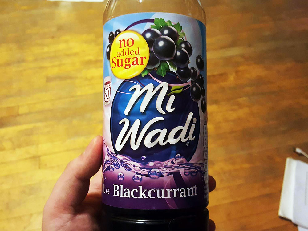 MiWadi Blackcarrent