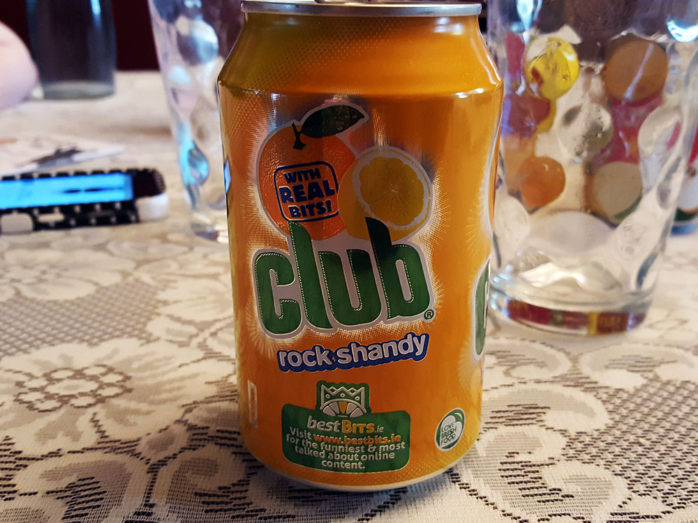 Club Rock Shandy (Ireland)