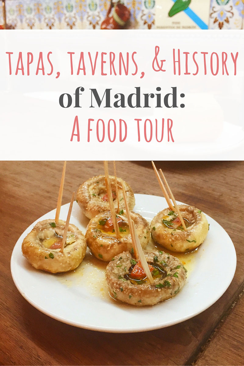 Madrid Foot Tour - Passports and Plates
