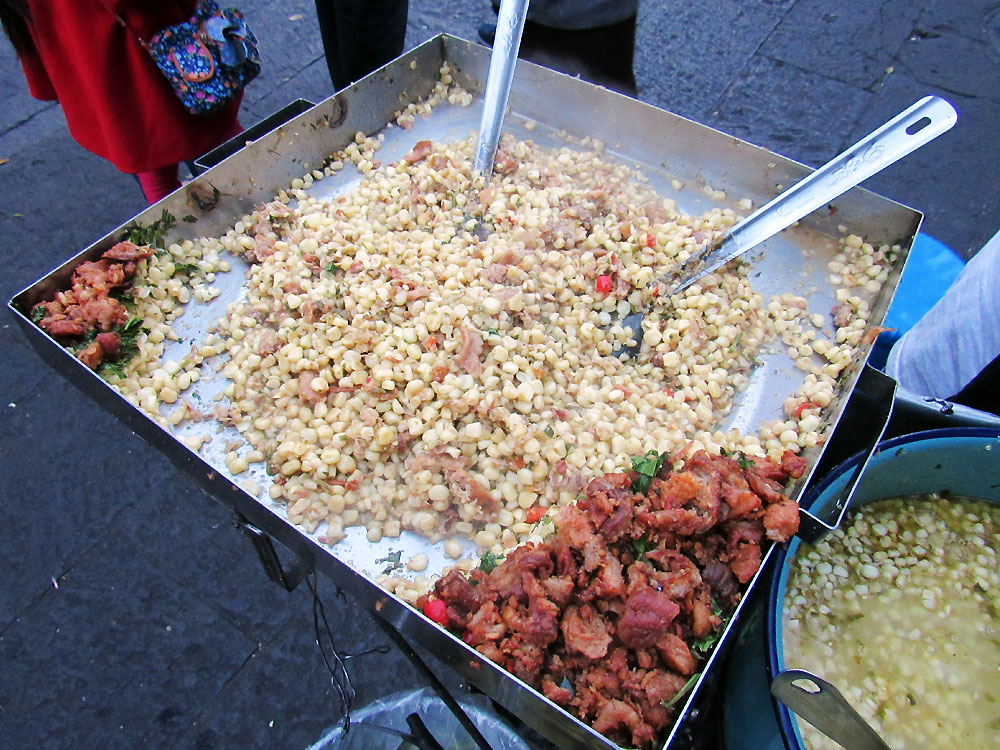 Street Food in Puebla