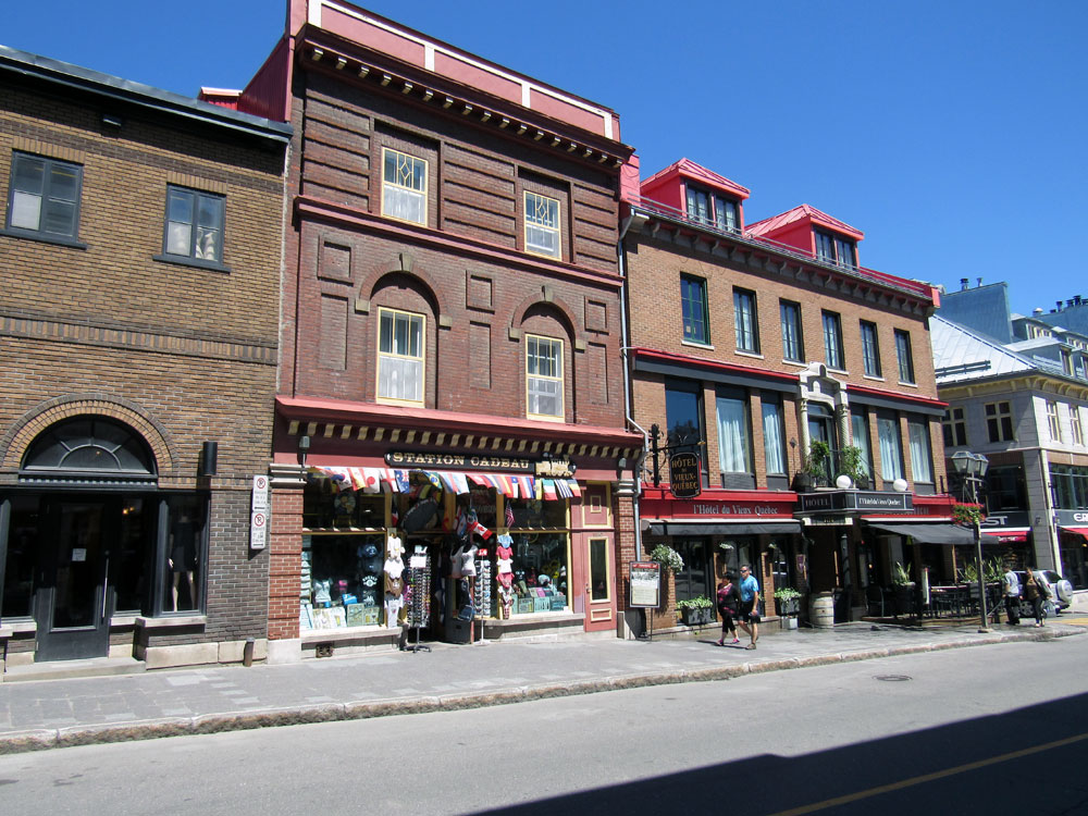 Shopping in Quebec City