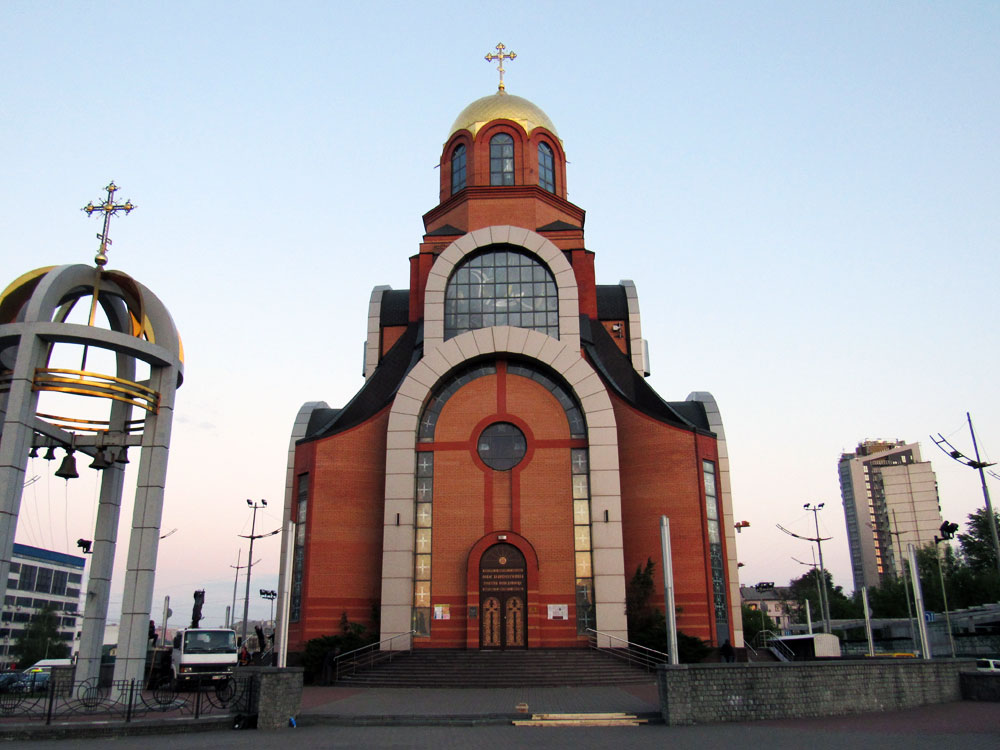 Church in Kyiv
