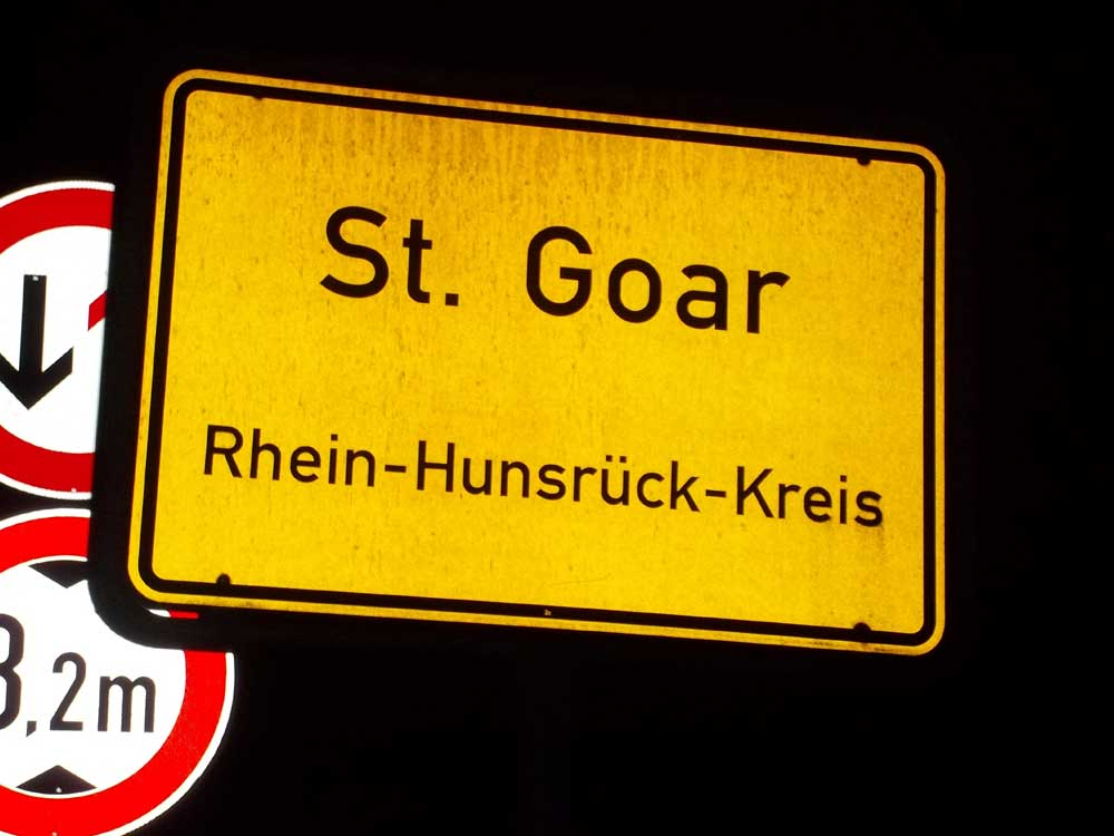 Welcome to St. Goar