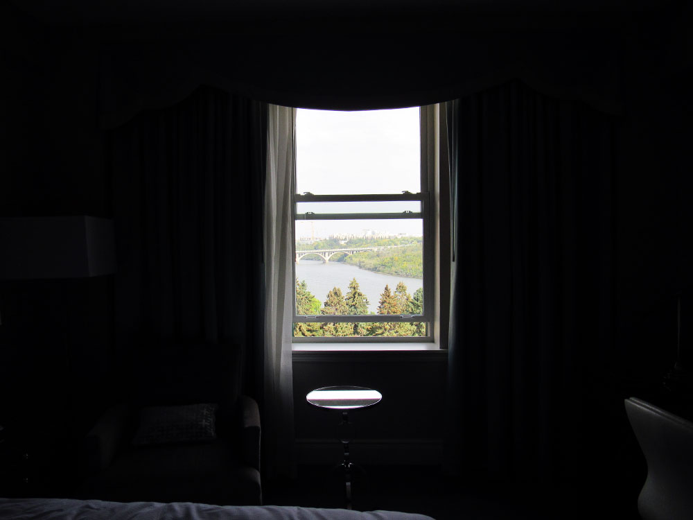 Delta Bessborough inside room