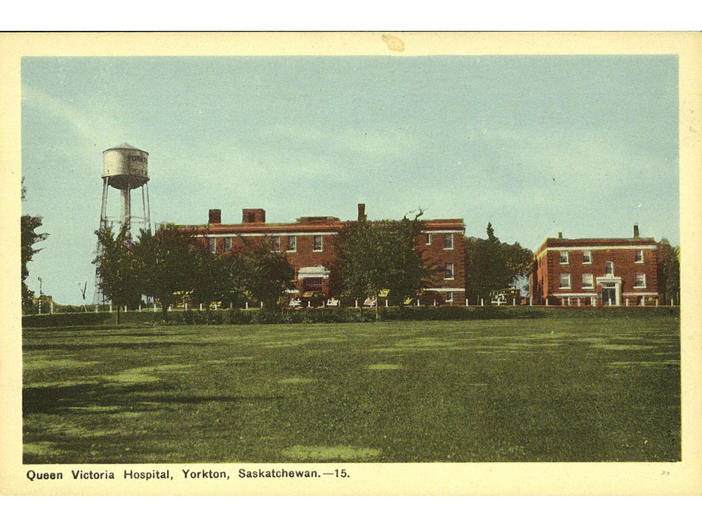Yorkton Queen Victoria Cottage Hospital