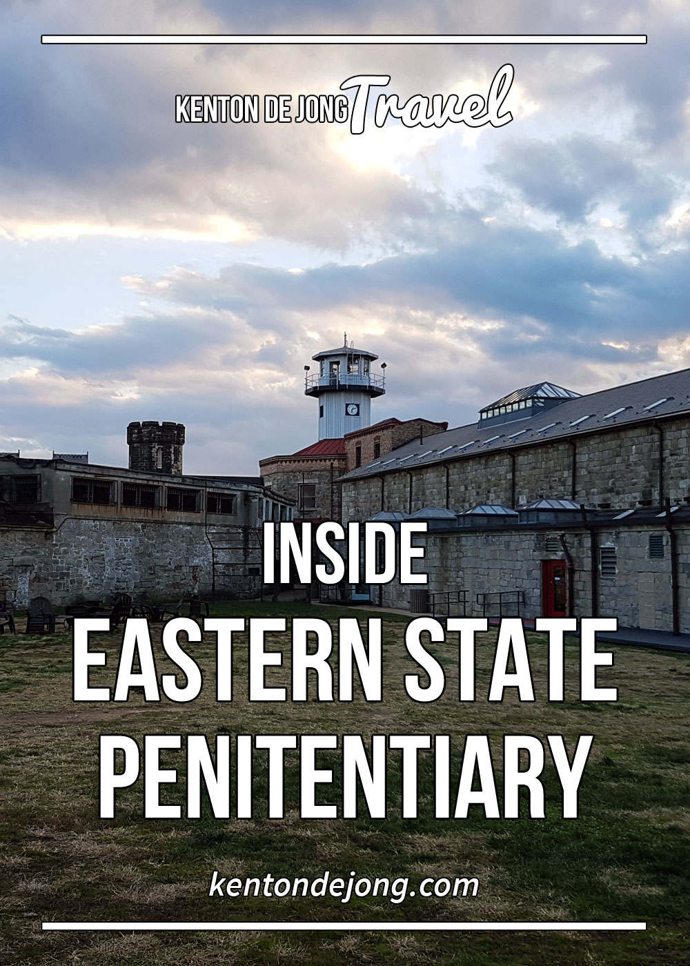 Inside Eastern State Penitentiary