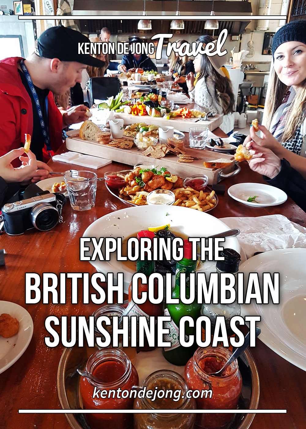 Exploring the British Columbian Sunshine Coast