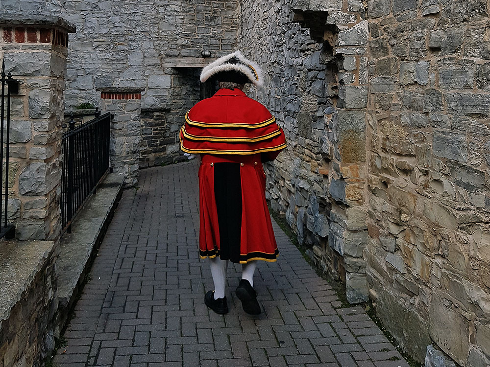 Kingston Town Crier