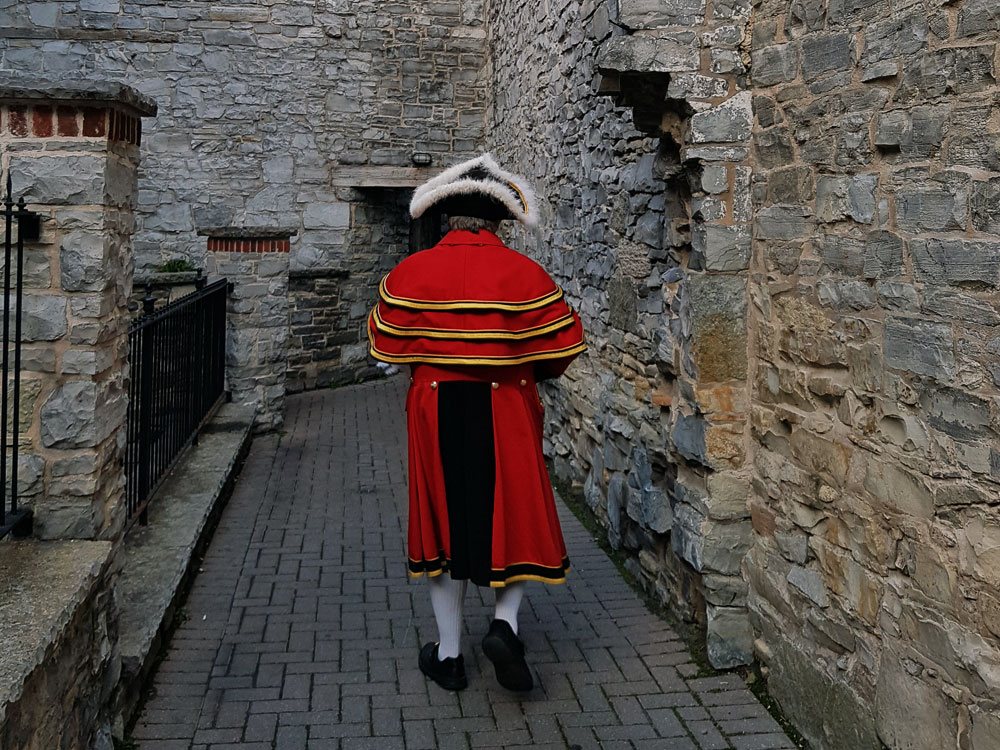 Kingston Town Crier, Chris Whyman