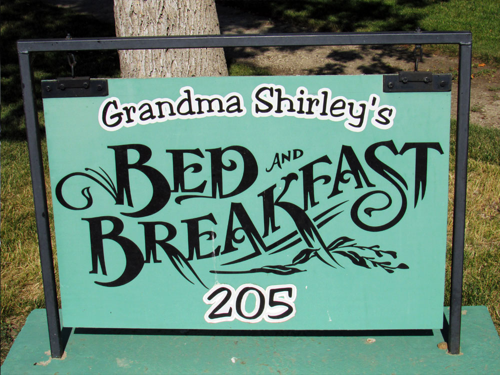 Grandma Shirley's Bed and Breakfast