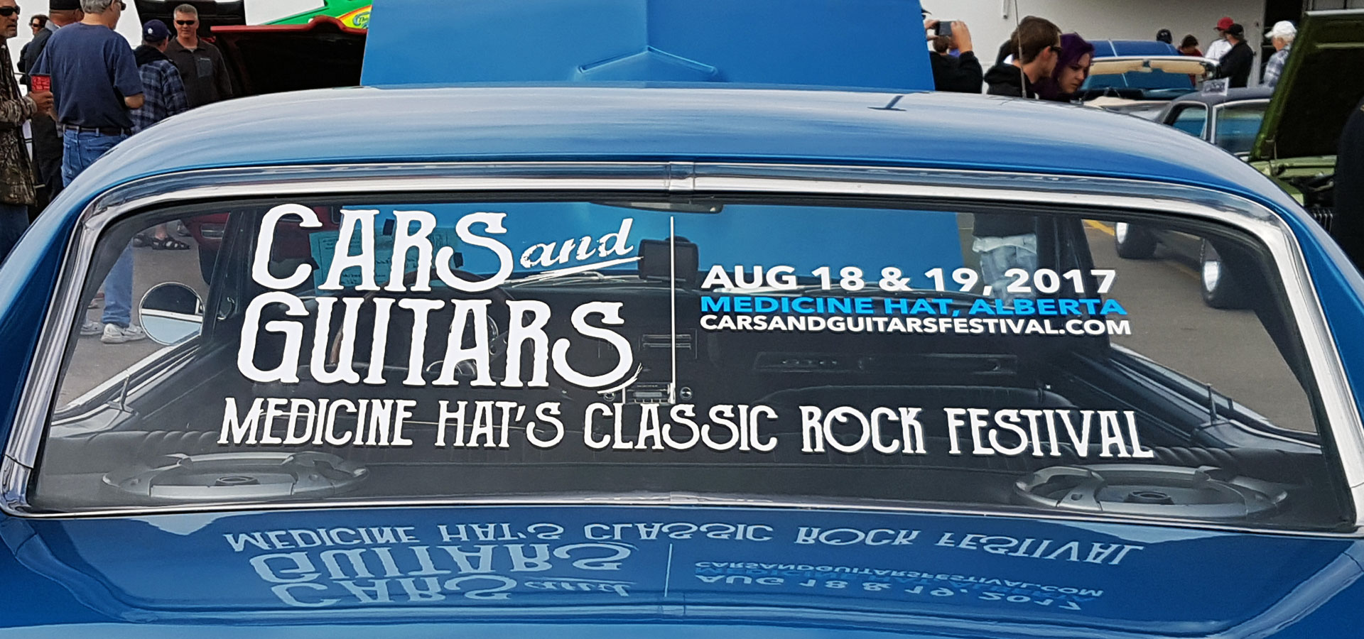 Cars and Guitars Festival