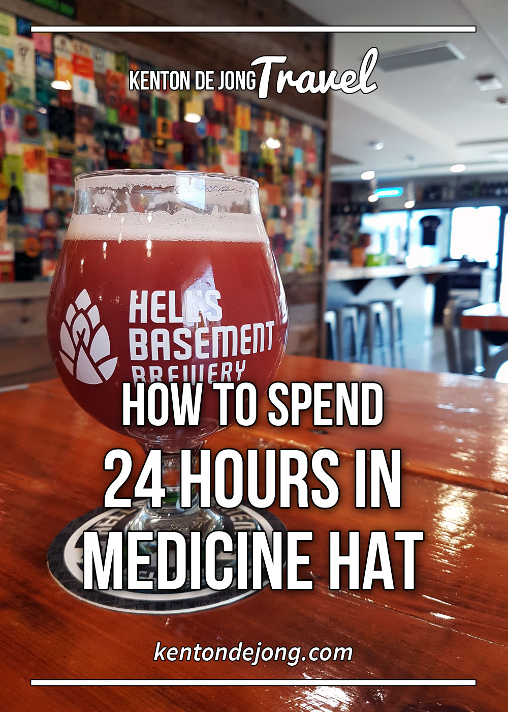 24 Hours in Medicine Hat