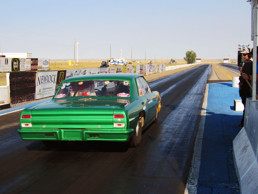 Medicine Hat Drag Strip