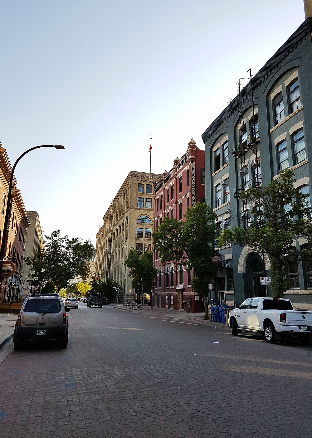 Winnipeg Exchange District