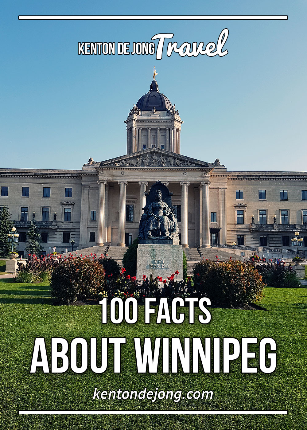 100 Facts About Winnipeg