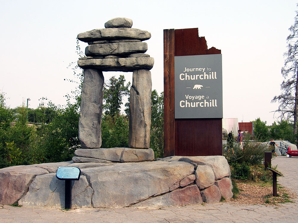 Journey to Churchill