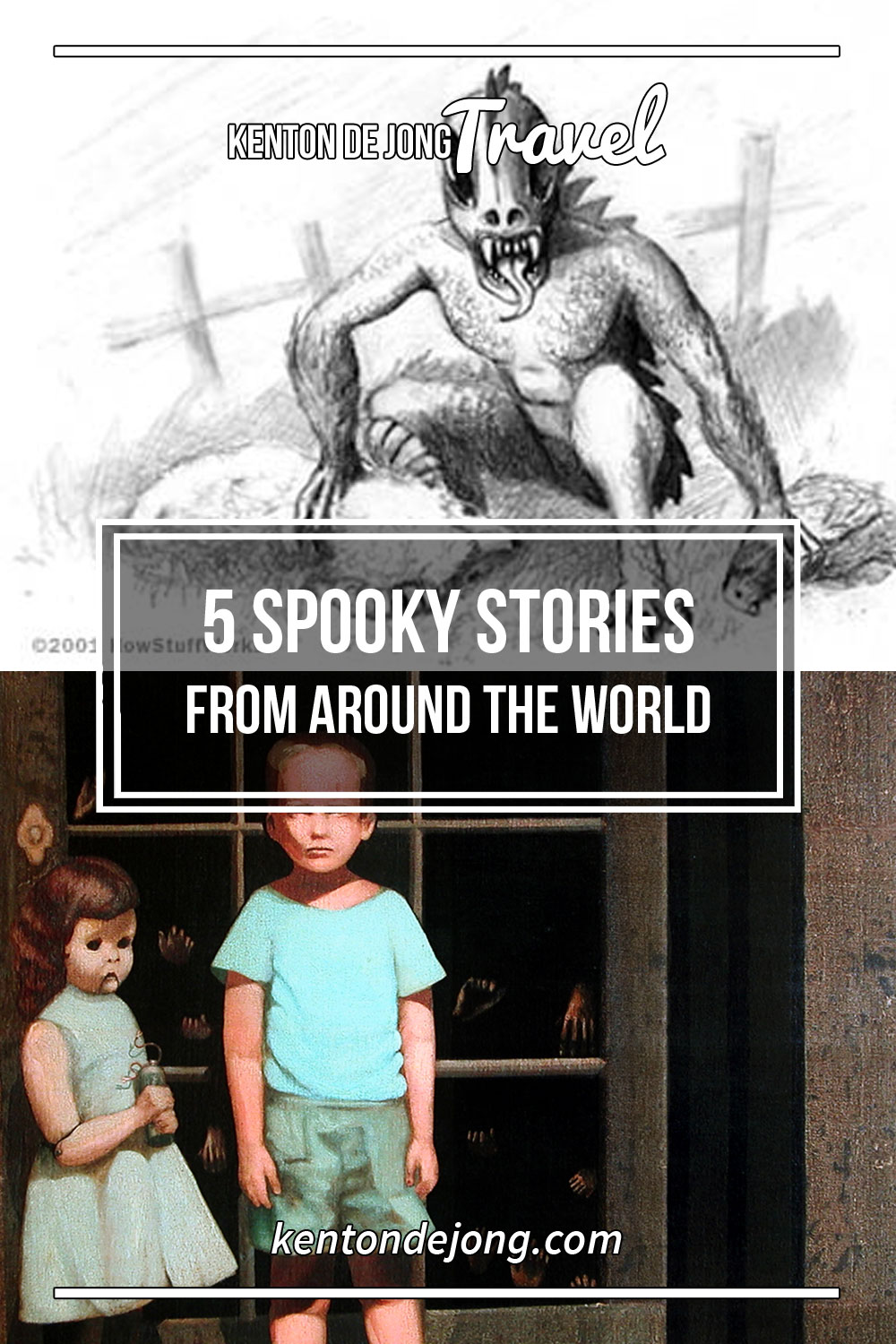 5 Spooky Stories from Around the World