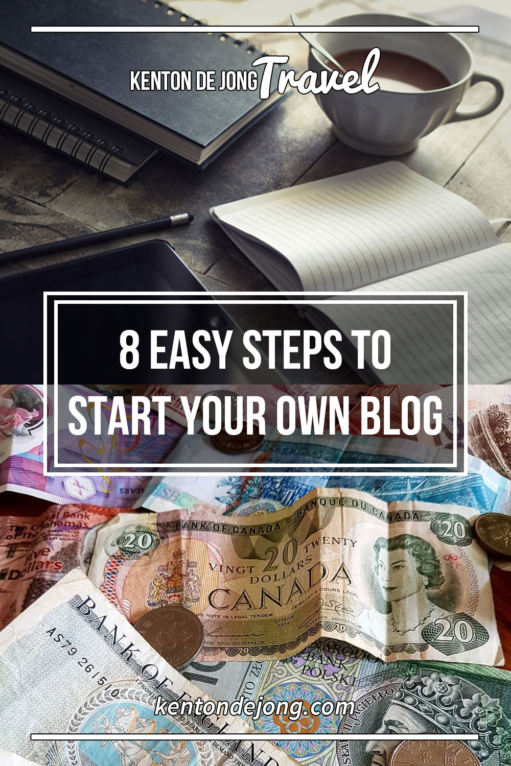 8 Easy Steps to Starting Your Own Blog