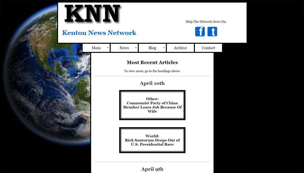 Kenton News Network