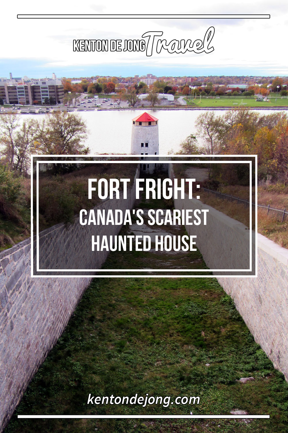 Fort Fright: Canada's Scariest Haunted House