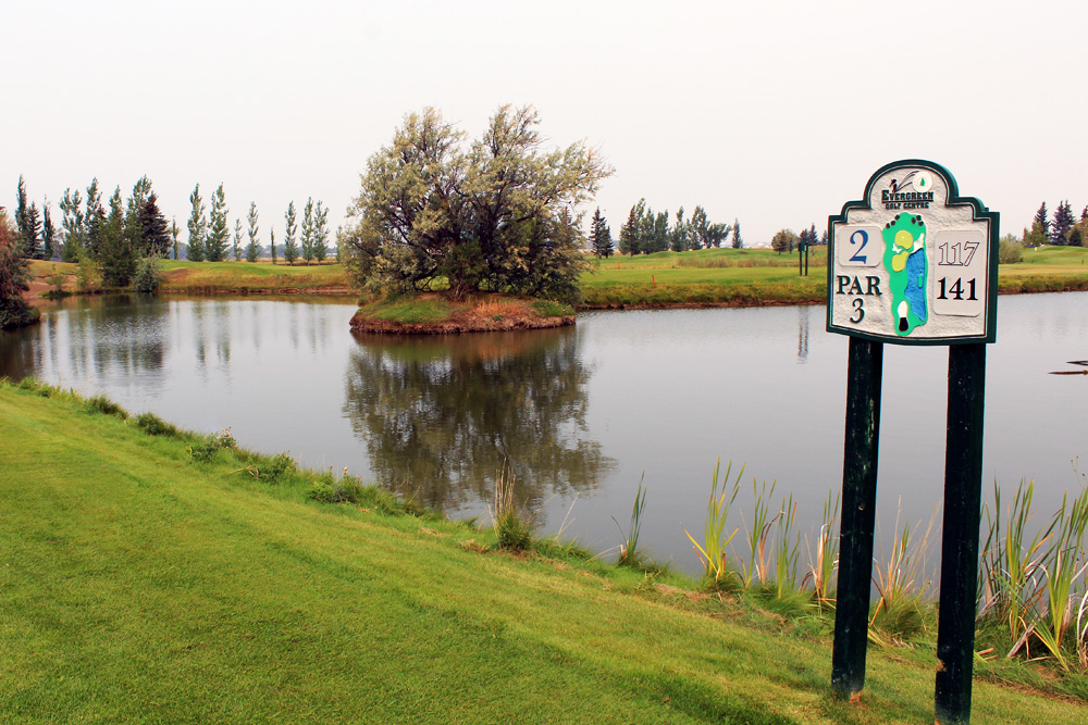 Evergreen Golfing Centre